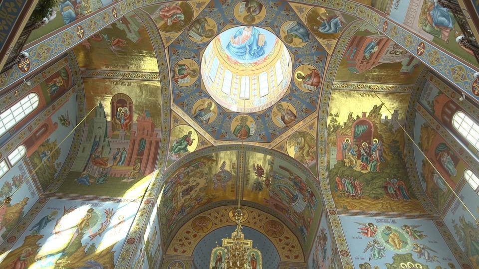 Алматы, Казахстан, Россию, Православный, Церковь