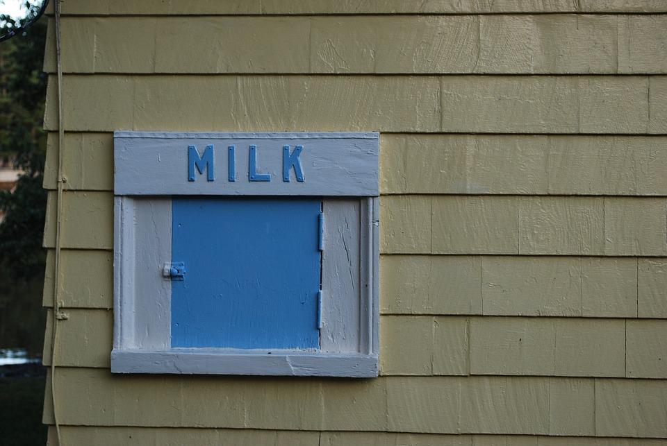 Ženy stříkající mléko