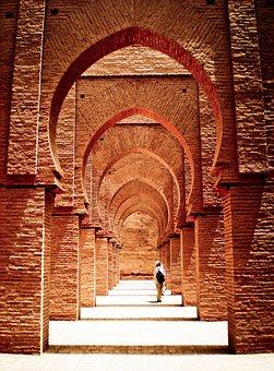 Mosque, Tinmel, Atlas, Morocco