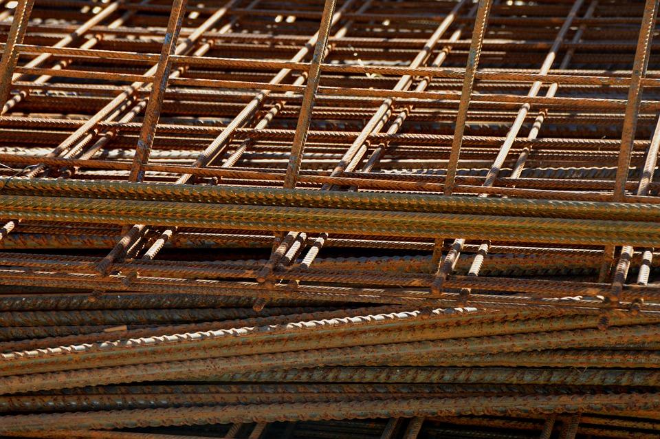 steel for matting
