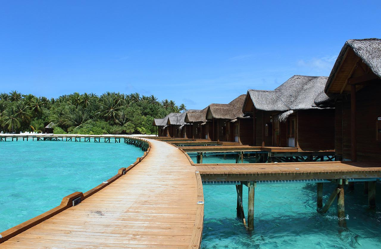 Free photo: Maldives, Holiday, Sea, Water - Free Image on Pi