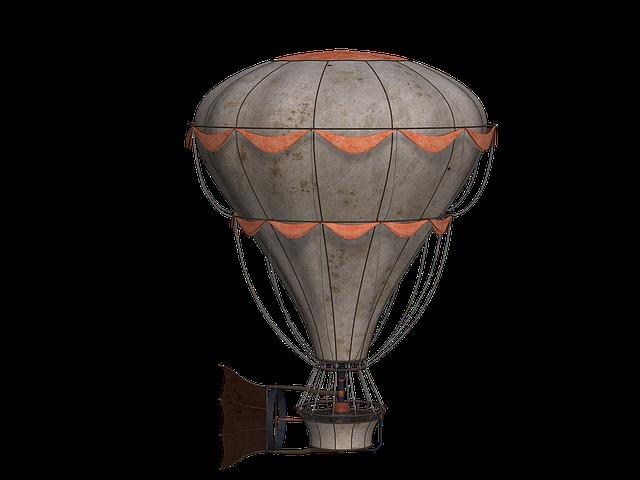 hot air balloon aircraft 183 free image on pixabay