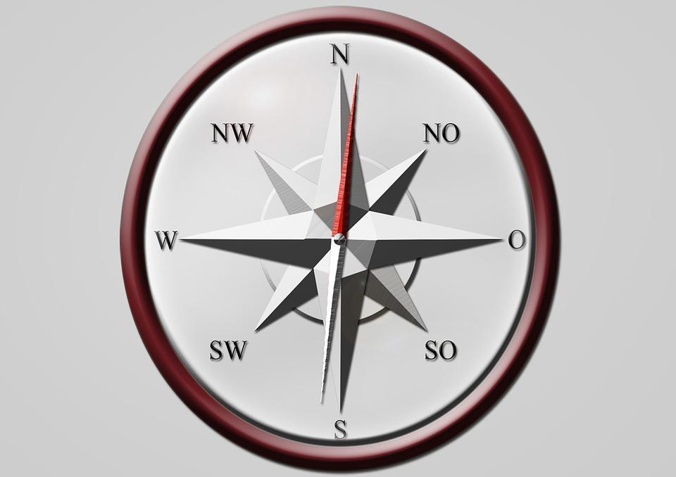 Compass Navigation Point 183 Free Image On Pixabay