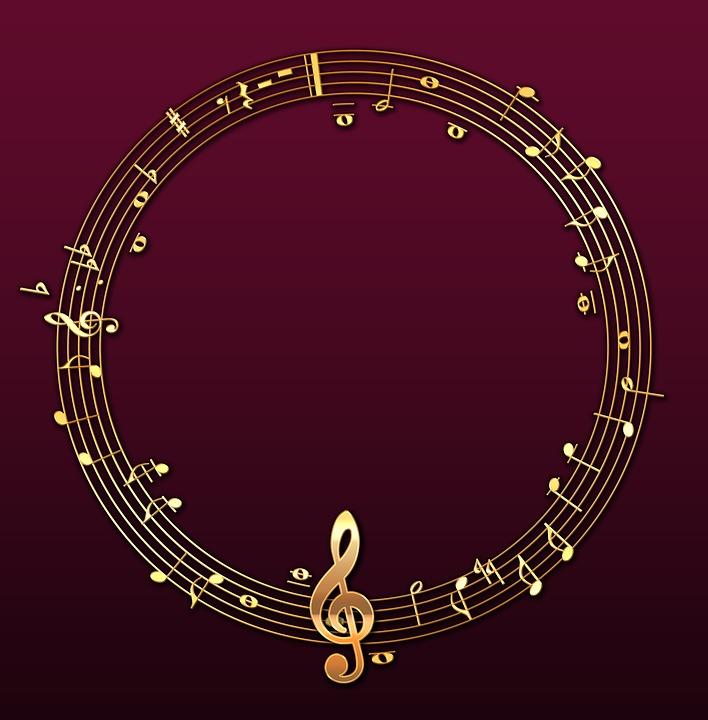 Frame Fotorahmen Musiknoten · Kostenloses Bild auf Pixabay