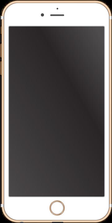 Iphone 6S Plus Smart Phone Gold