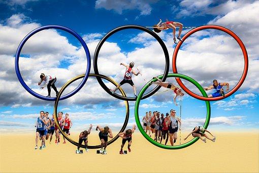 Olympia Juegos Olímpicos Olimpiada La Comp