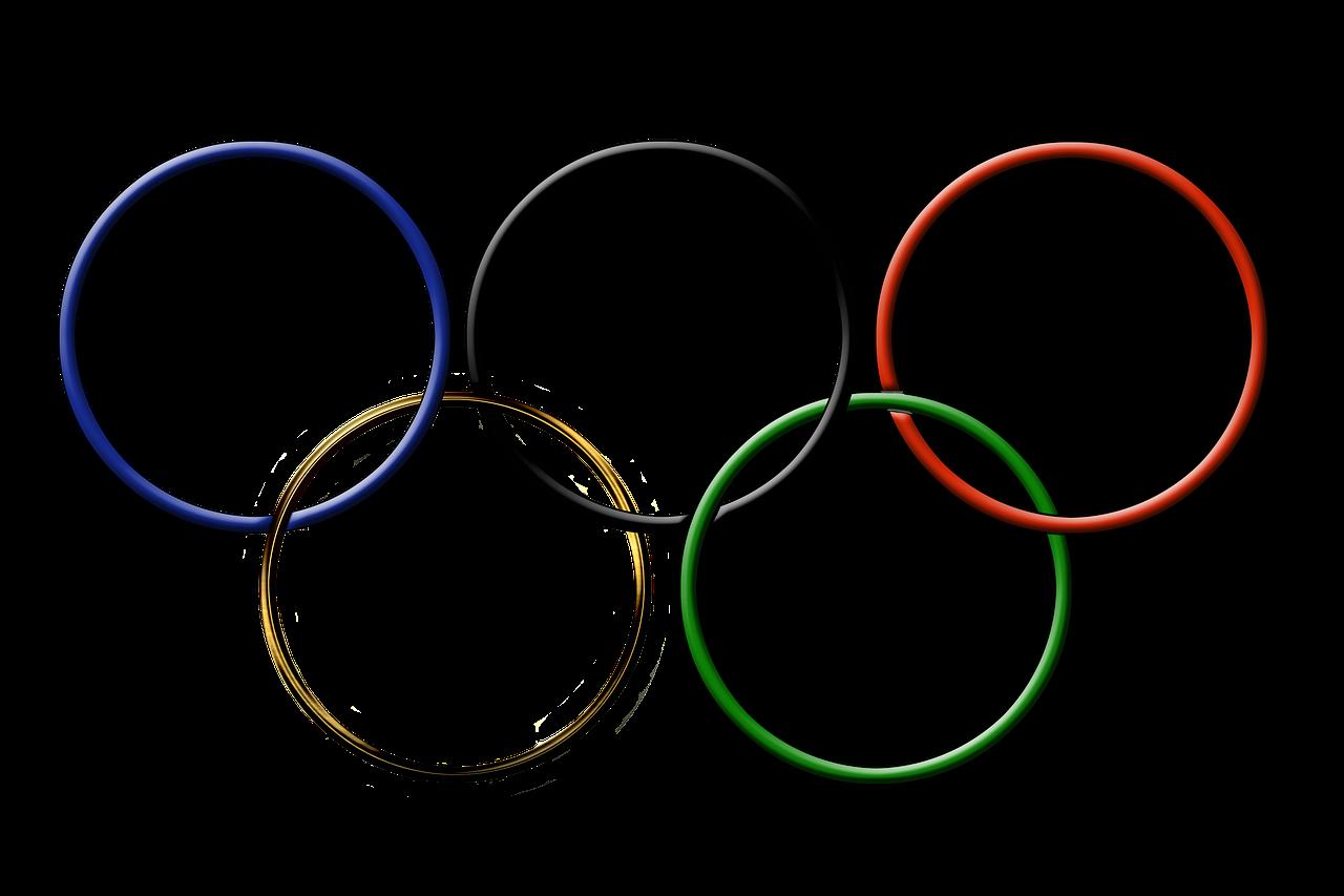 Картинка олимпиадные кольца