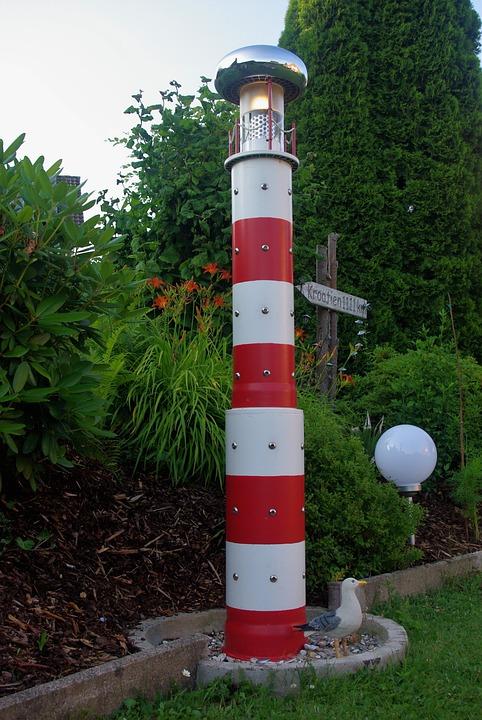 Free photo Lighthouse Garden Model Hobby Free Image on