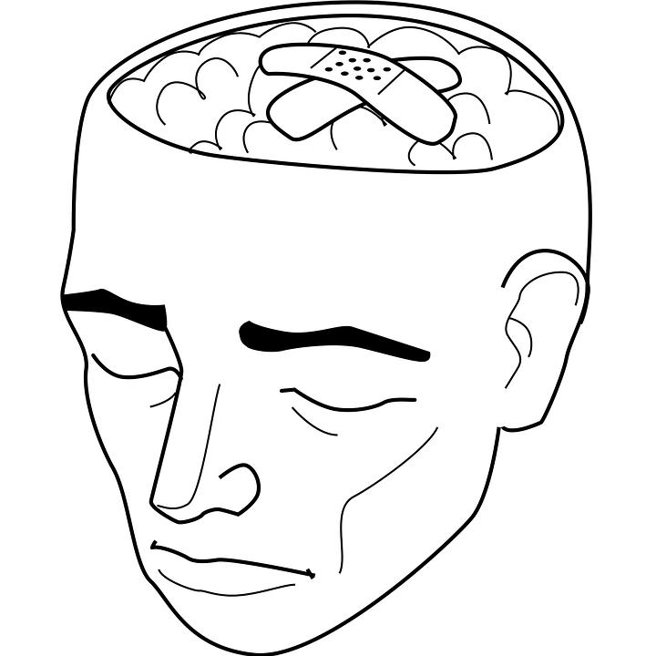 Ansiedad, Salud Mental, Trastorno Cerebral, Cerebro