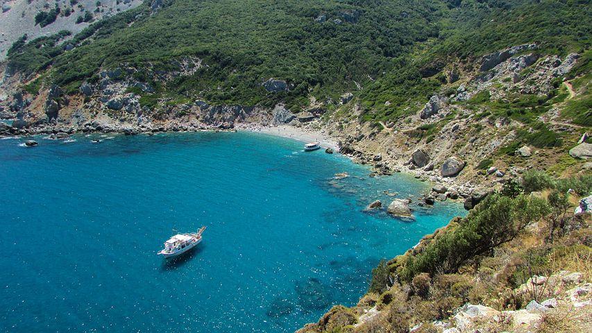 вид практики вид средиземного моря фото спарты островов меняем, смазываем