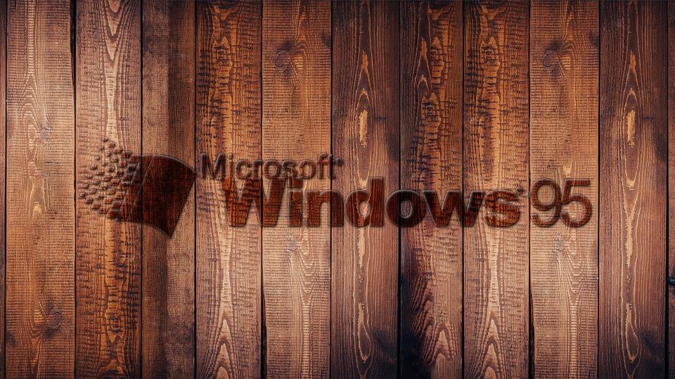 Windows 95 Bildschirm Tapete Kostenloses Bild Auf Pixabay