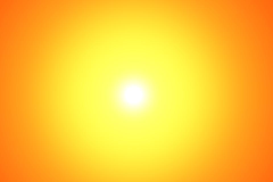 Sonne Gelb Orange Kostenloses Bild Auf Pixabay