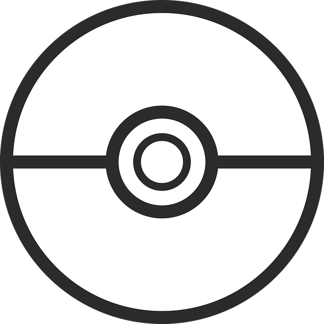 Pokemon Pokeball Go Free Vector Graphic On Pixabay