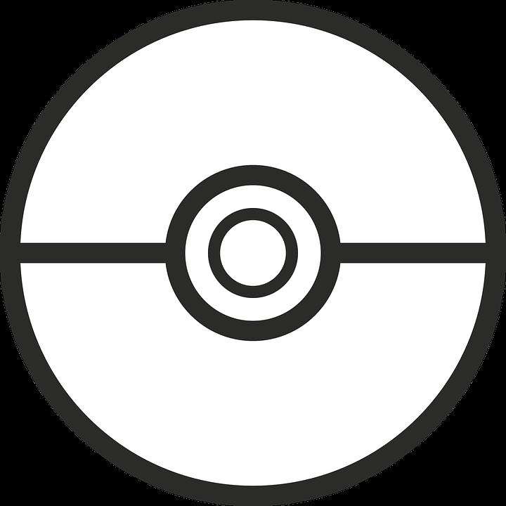 pokeball go 183 free vector graphic on pixabay