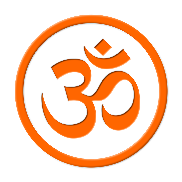 Symbol Om Free Vector Graphic On Pixabay
