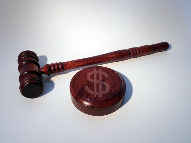 ハンマー, 裁判所, Dollar, ドル記号, 罰金, 正義, 裁判官, 判例法, 段落, 句, 法律