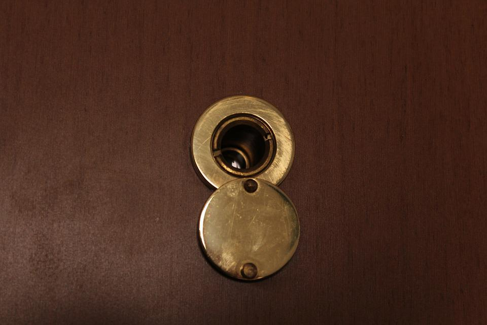 Peephole Security Door Door Look Safety