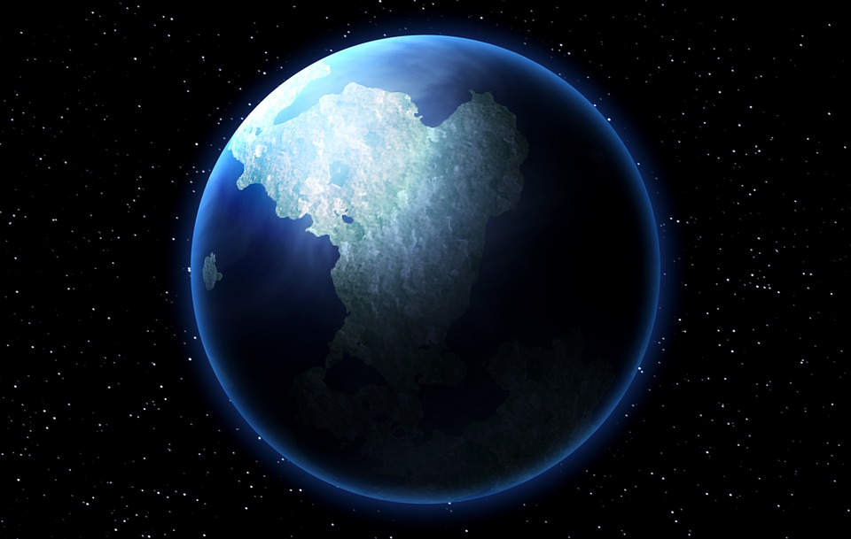 Planet Earth Space 183 Free Image On Pixabay