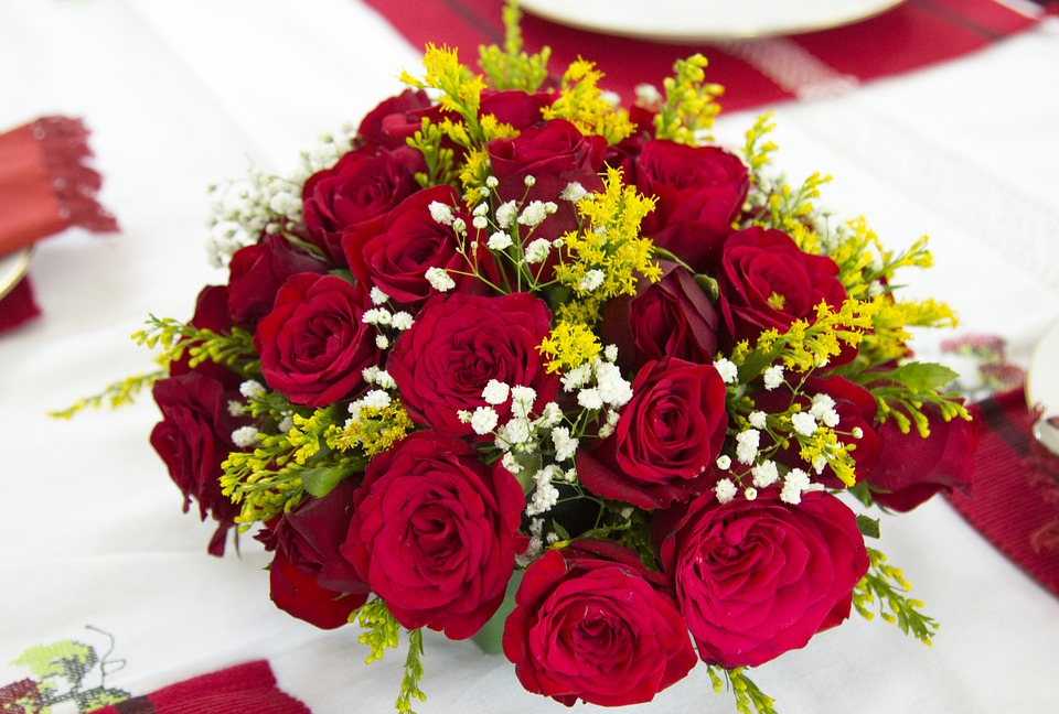 Free Photo Flower Bouquet Rose Flower Free Image On