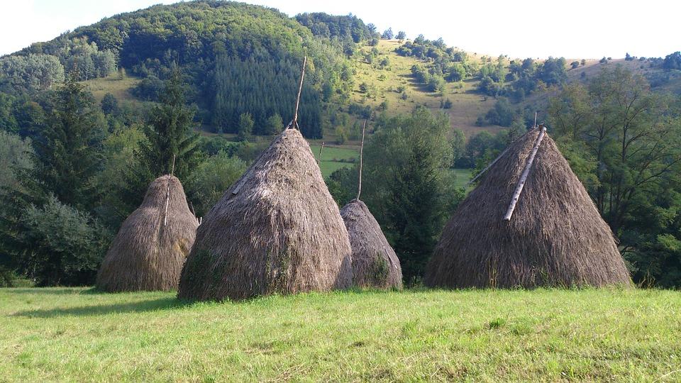 Landschaft, Serbien