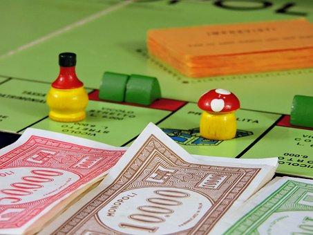 Giocare, Gioco Da Tavolo, Monopolio
