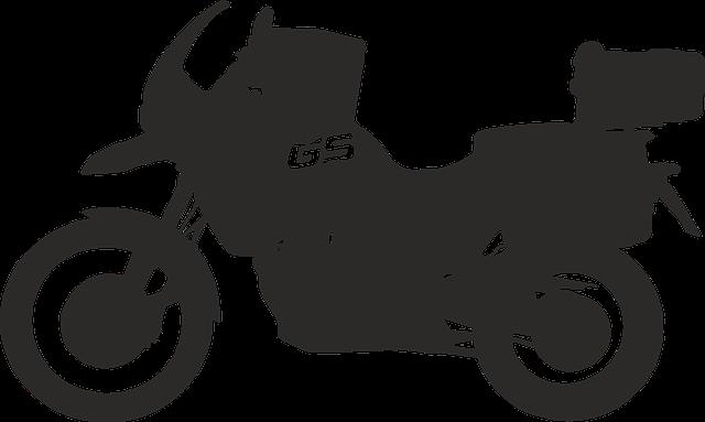 Adventure Time Kleurplaat Free Vector Graphic Bmw Enduro Cestovni Motorcycle