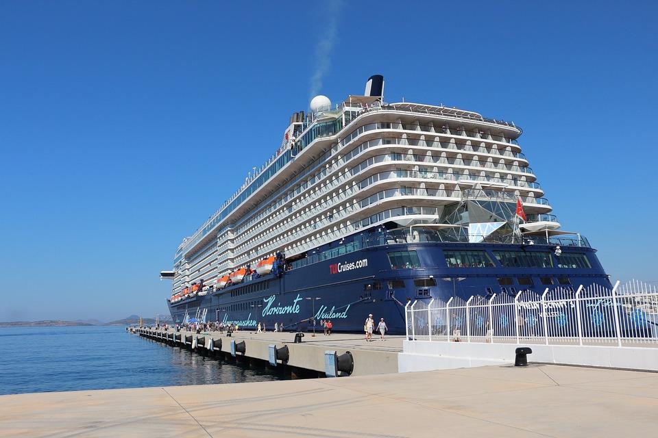 Free Photo Cruise Ship My Ship Tui Fleet Free Image On - My cruise ship