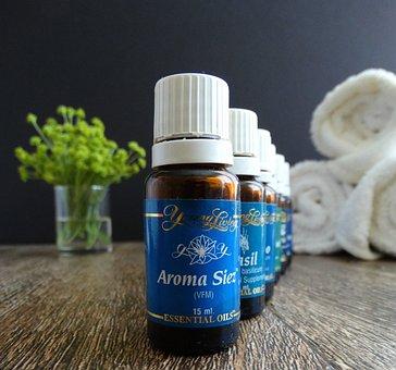 Essentielle Öle, Wellness, Massage