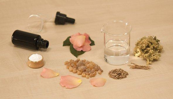 Het Creëren Van Parfum