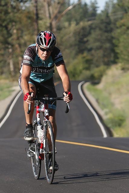 Free photo: Cyclist, Rider, Biking, Sport, Bike