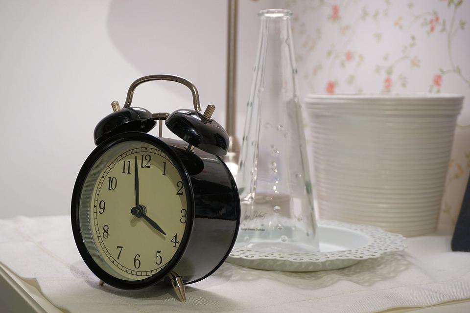 Réveil, Lève Toi, Susciter, Temps, Heure, Horloge