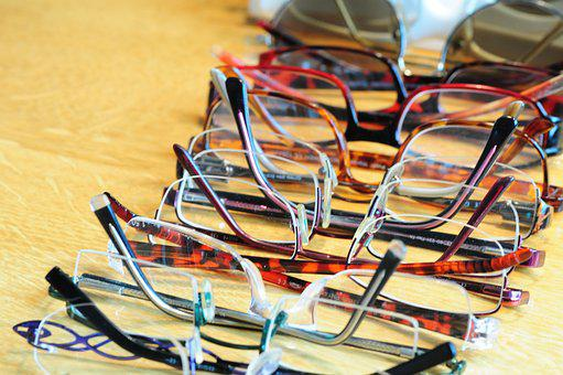 Glasses, Sehhilfe, Glasses And Opticians