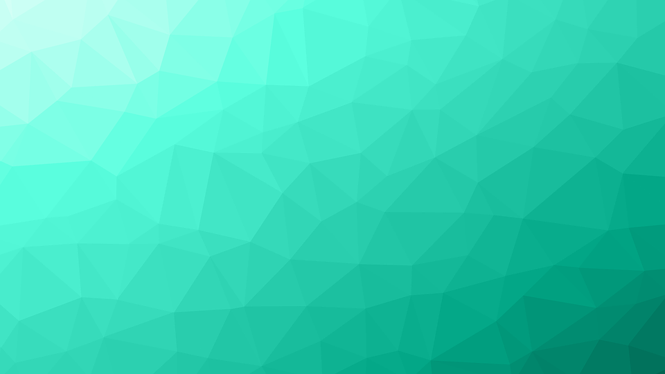 Free illustration turquoise background polygon free for Turquoise colour images