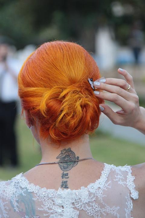Bridal Hochzeitskleid Frau Kostenloses Foto Auf Pixabay