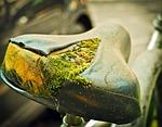 bike, saddle, wheel