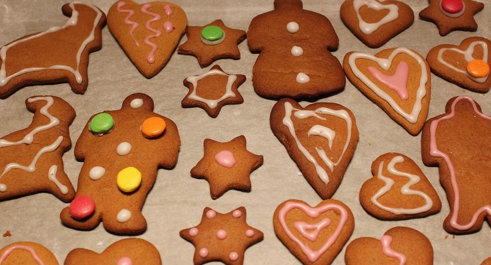 Lebensmittel Backen Lebkuchen Kostenloses Foto Auf Pixabay