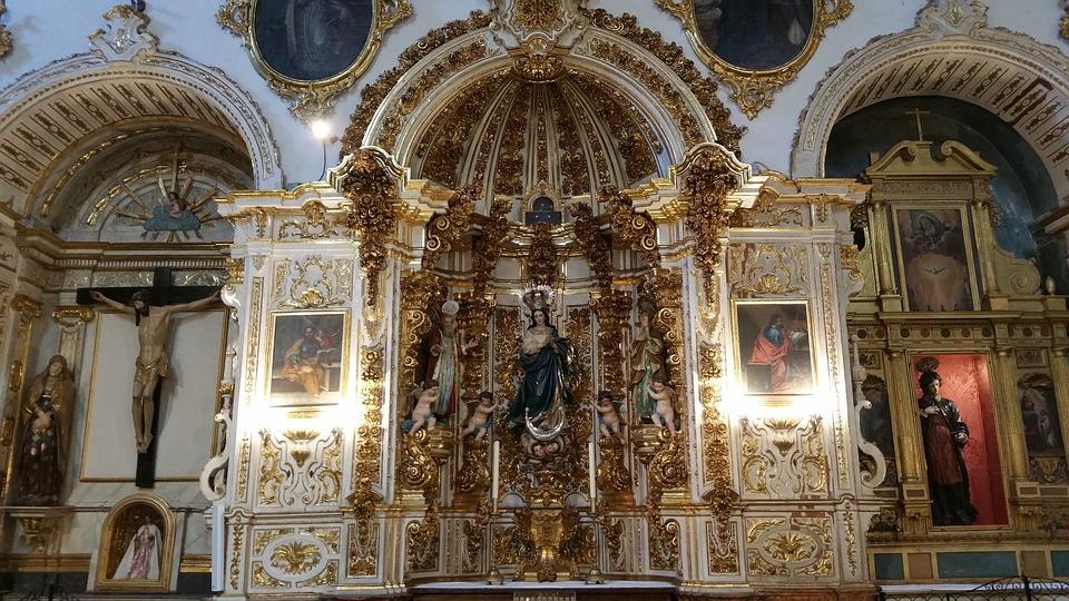 Free photo iglesia de san gil y santa ana free image on - Santa ana granada ...