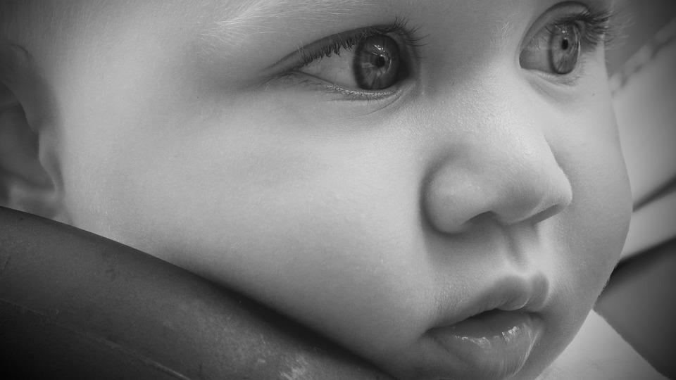 Bambino, Sguardo, Innocenza, Infanzia, Bimbo