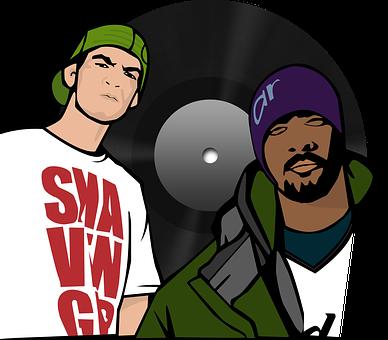 Rap, Hip Hop, Dj, Cap, Record, Scratch