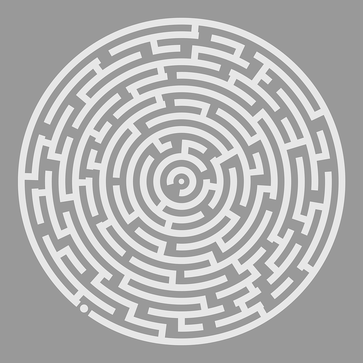 free vector graphic maze puzzle riddle quiz free