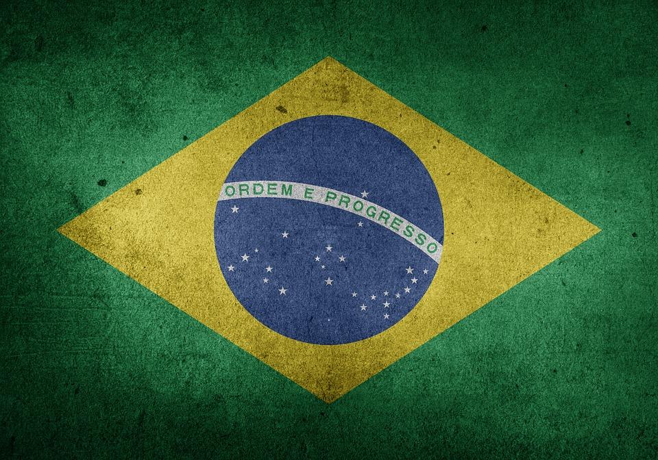 Brazylia, Banderą, Ameryka Południowa, Olimpiada
