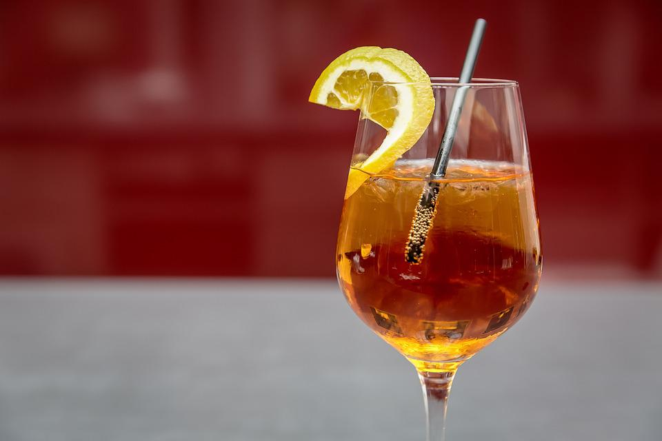 Cocktail, Aperol, Spritz, Aperol Spritz, Boire