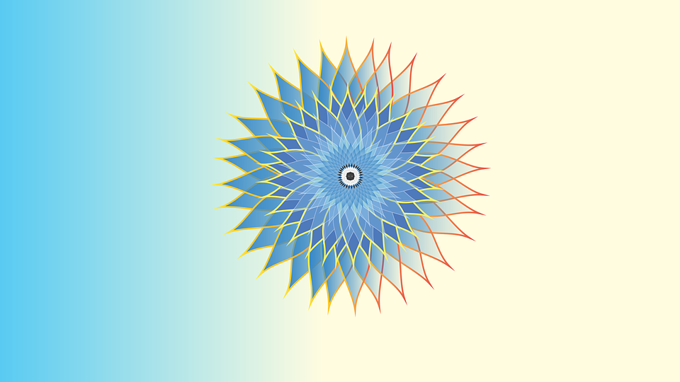 Mandala Flower Lotus Free Vector Graphic On Pixabay