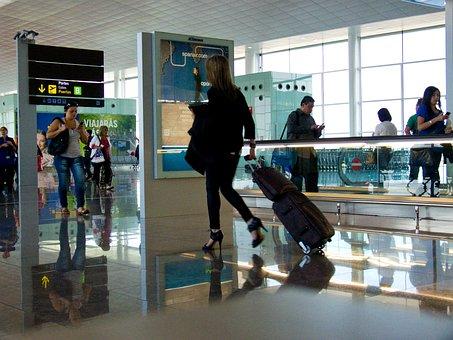 Aeroporto, Passageiro, Infra-Estrutura