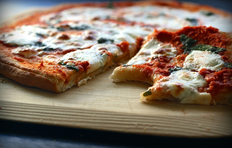 Free Photo: Pizza, Cheese, Margarita, Homemade - Free Image On