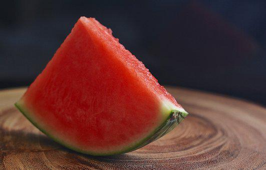 Watermelon Fruit Food Nutrition Healthy Ye