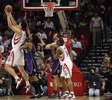 Basketball, Professional, Nba, Action