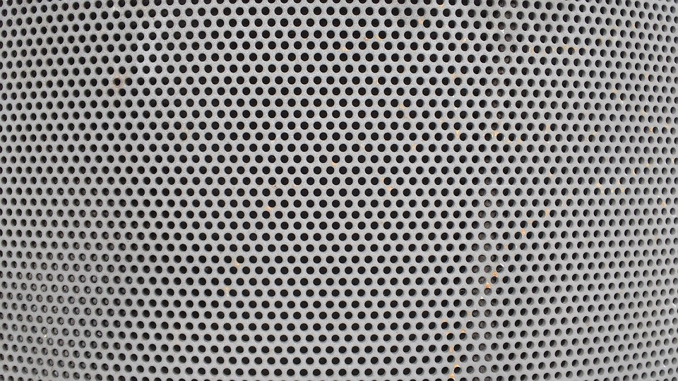 Perforated Sheet Curved 183 Free Photo On Pixabay