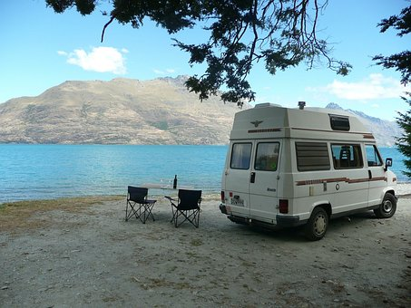 Holiday, Nueva Zelanda, Van