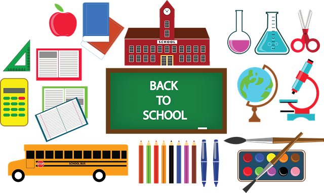 Education Back To School · Free Vector Graphic On Pixabay